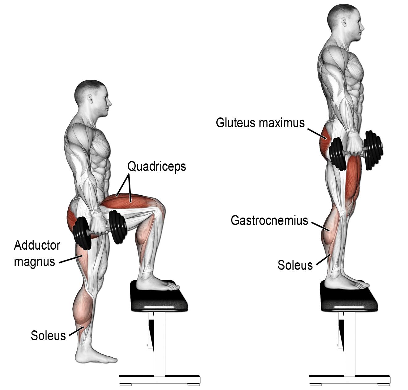 pratimai kojoms