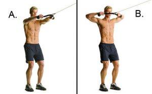 nugaros raumenys treniruote
