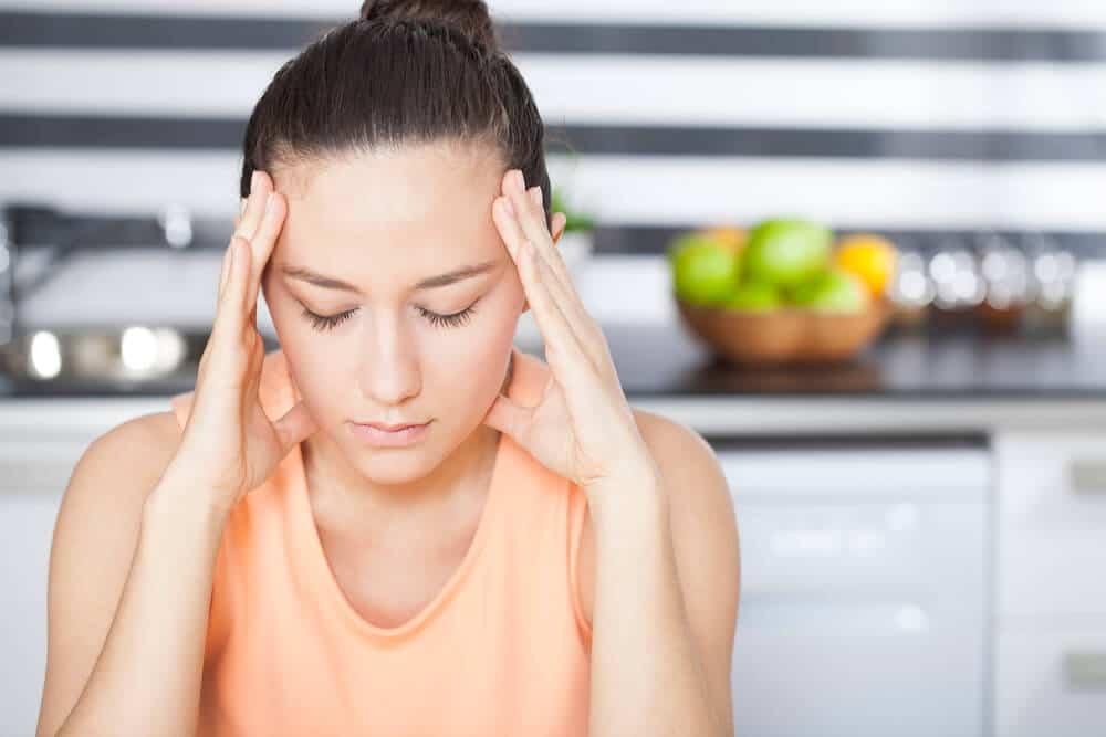 hormonu disbalansas simptomai