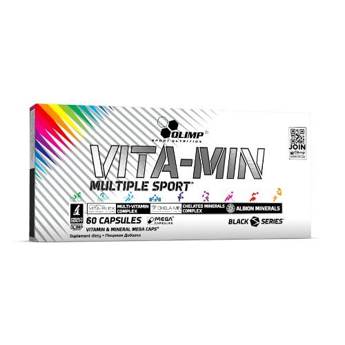 Olimp Vita-Min Vitaminai-Mineralai 60 kaps.