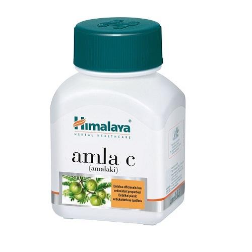 Himalaya Amla C Vitaminas C 60 kaps.