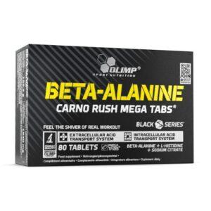 Olimp Beta-Alanine Carno Rush Mega Tabs 80 tab.
