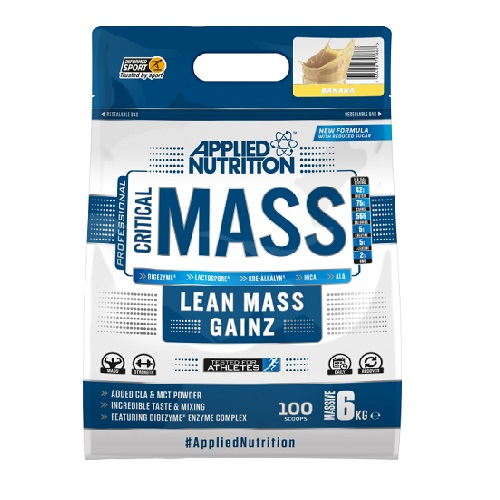 Applied Nutrition Critical Mass 6000 g