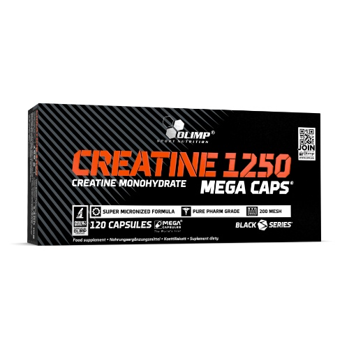 Olimp Creatine 1250 Mega Caps 120 kaps.