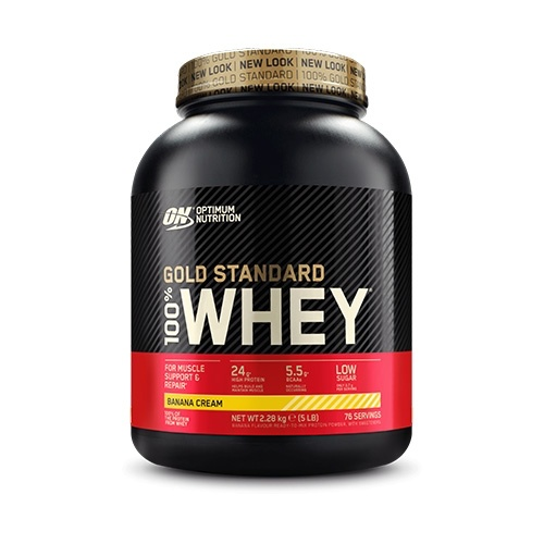 ON Gold Standard 100% Whey 2270 g