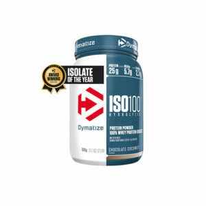 Dymatize Iso100 Hydrolyzed Isolate 900 g
