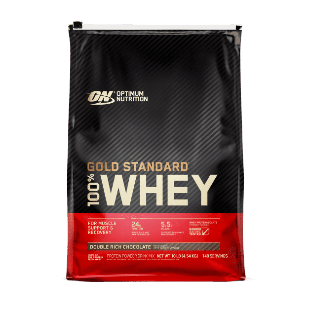 ON Gold Standard 100% Whey 4540 g
