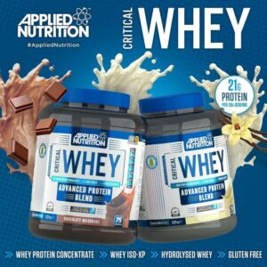 Applied Nutrition Critical Whey 2270 g