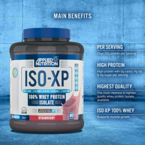 Applied Nutrition ISO-XP Whey Isolate 2000 g