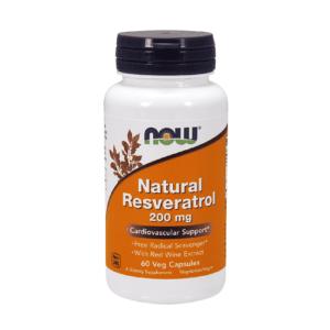 Now Resveratrolis Imunitetui 60 kaps.