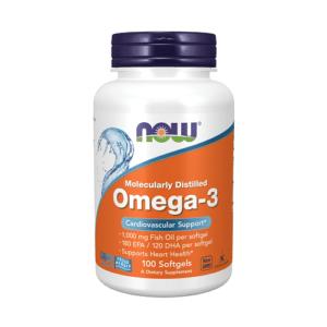 Now Omega-3 100 kaps.