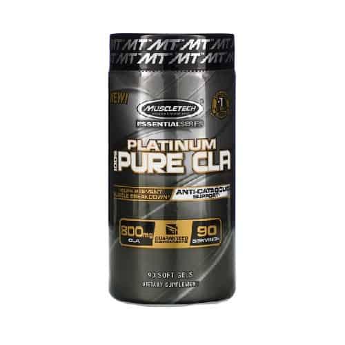 Muscletech Platinum 100% Pure CLA 90 kaps.