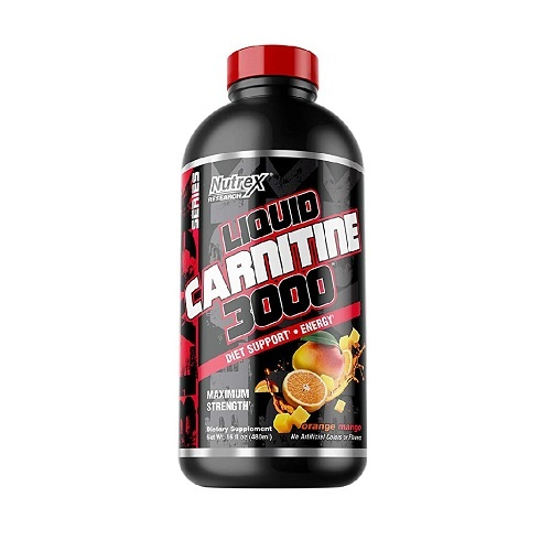 Nutrex Liquid Carnitine 3000 480 ml