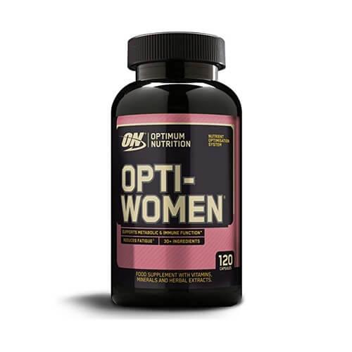 ON Opti-Women Multivitaminai Moterims 120 kaps.