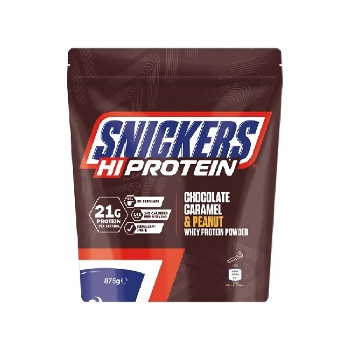 Snickers Hi Protein Whey 875 g