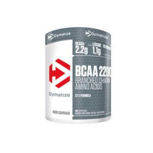 Dymatize BCAA 400 kaps.