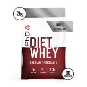 PhD Diet Whey 2000 g
