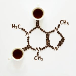 kofeino kiekis