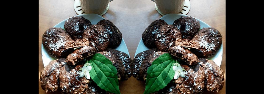 proteininiai šokoladiniai sausainiai