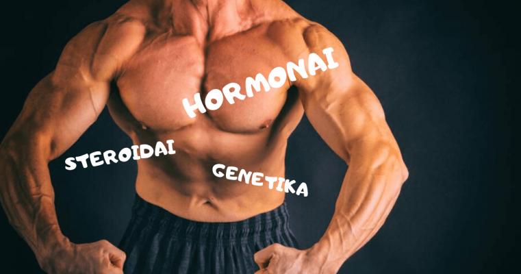 raumenu auginimas