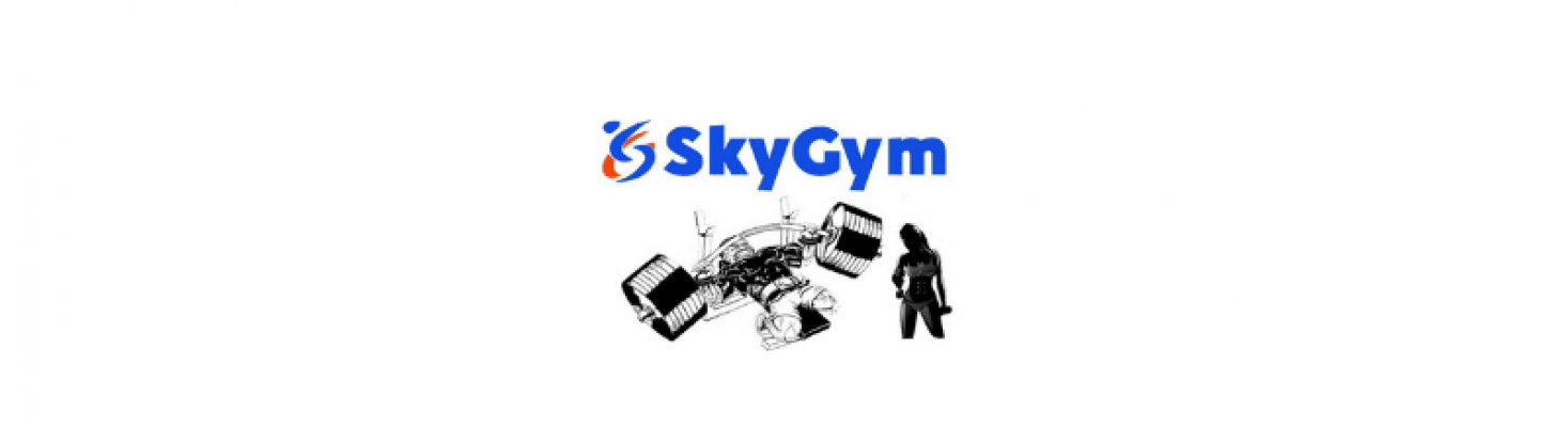 sky gym sporto klubas